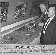 : Highway plan model 1961