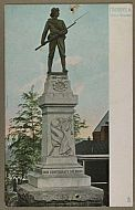 : Statue confederate jg