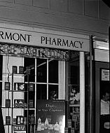 : RIVERMONT PHARMACY WINDOW, JUNE 13