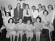 : White-Bryant Reunion, July 30, 1946 (Property of Bill Gresham)
