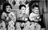 : D. R. Morris (three children)