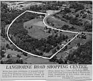 Langhorne Road - Shopping Center