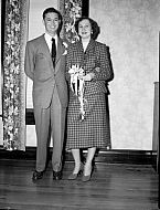 : Pete White Wedding, Oct 13, 1951