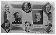 Ministers Sesquicentennial Picture