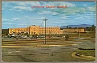 : Hospital Lynchburg Gen Tate jg