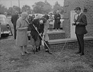 : Ground Breaking, May 21, 1967