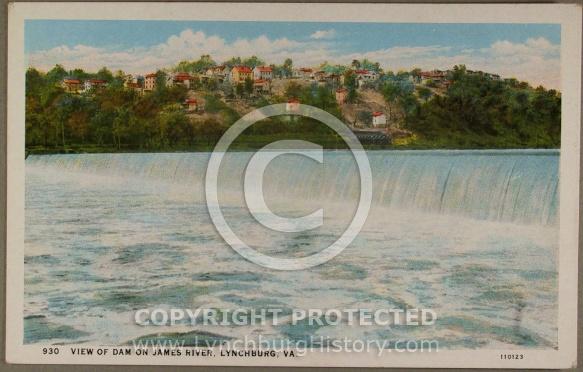 Bridges and Rivers : Water Dam jg