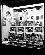 : SEARS ROBUCK MAIN STREET WINDOW, 44 CANNING, NOVEMBER 10