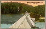 Bridges and Rivers : Water apedlar dam 4 jg