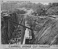 : Campbell ave expressway bridge