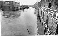 Flood 1985 Buildings East Viaduct