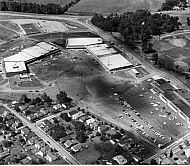 Pittman Plaza - Aerial 1960 (2)