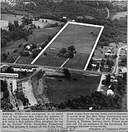 : BW aerial OFR site