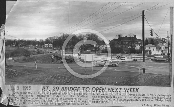 : Madison hghts bridge