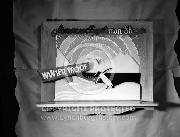 : Craddock frame display