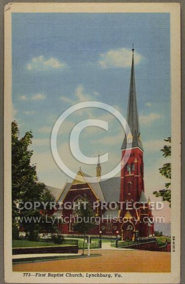 : Church First Bapt jg