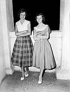 : SHIRLEY MORON & GIRL? MAY 16