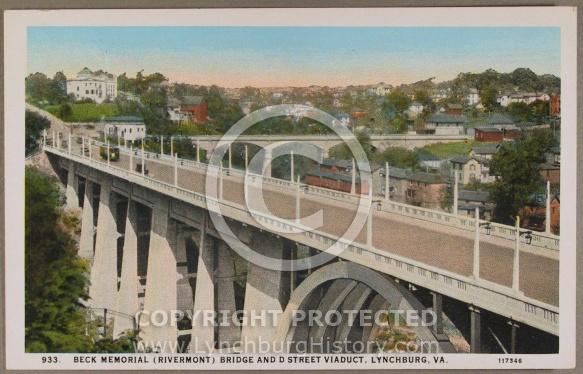 Bridges and Rivers : Bridge Beck Rivermont jg