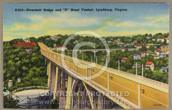 Bridges and Rivers : Bridge Rivermont D jg