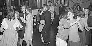 Dance at Phillips Secretarial School, 1944