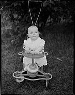 : ARGARET IRUIN MCCANN, BABY OUTDOORS, JUNE