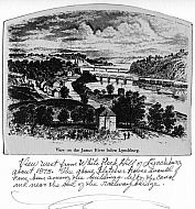 Early View From White Rock Hill