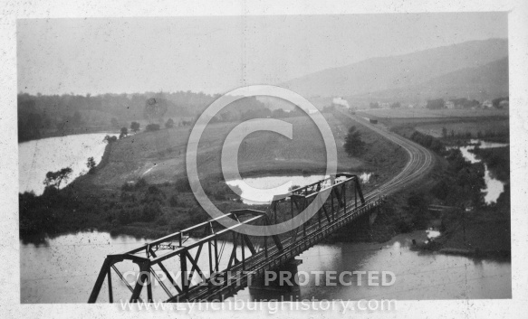 Trestle Over James River 2