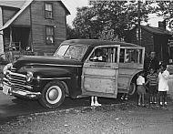 Bethune Center - 1940s