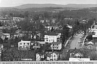 College Hill - Aerial View