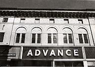 : Main St. Advance auto, 1100 block