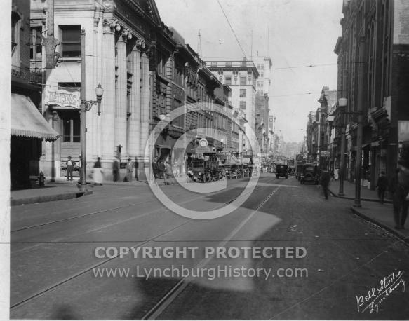 Lynchburg - Main Street 1920s