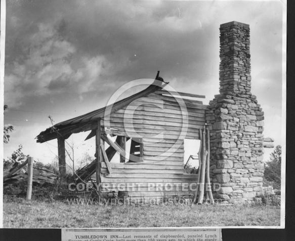: Lynch Tavern Castle Craig 1958