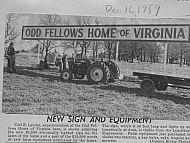 : Odd fellows 1959