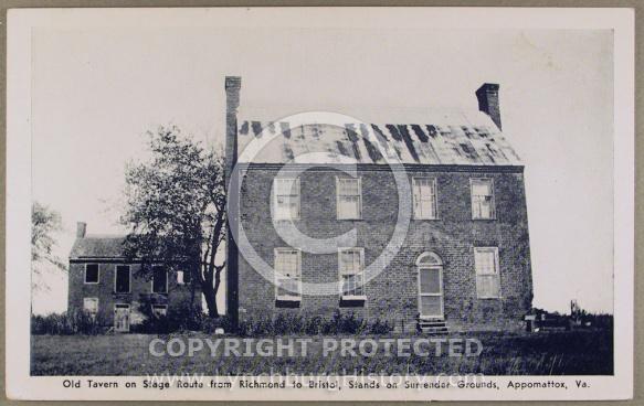 : Appomattox tavern jg