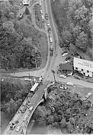 : Viaduct wreck 1959