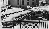 : Church at 5th trailways 1949