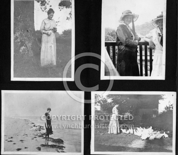 Women at Newport News and Home