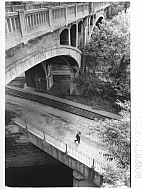 Williams Viaduct - Railroad and Street
