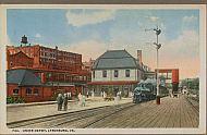 : Train sta Union jg