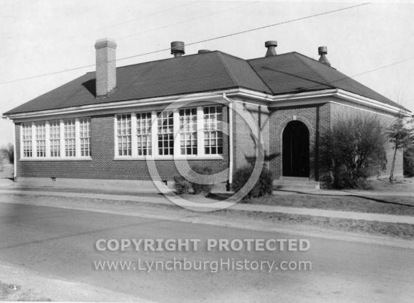 : Dearington School, old