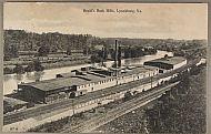 : Factory Pan Healds 2 jg