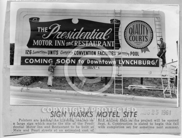 : Ramada Inn sign
