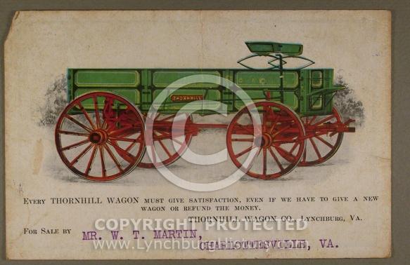 : Factory thornhill wagon jg