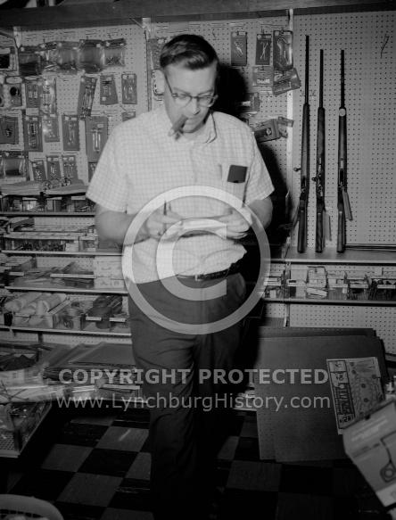 : Western Auto, Boonsboro Shopping Center, July 26, 1968