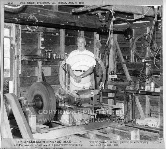 Locust Hill AC Generator - Perrow