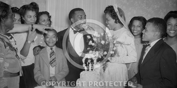 Thompson Wedding - 907 Monroe St.