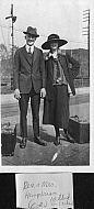 Rev. & Mrs. Humphries