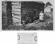 Susan Pett, Warm Springs Cabin, Wise Family