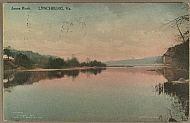 Bridges and Rivers : Water James river jg