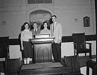 : YOUTH WEEK, BAPTIST CHURCH, MARCH 27